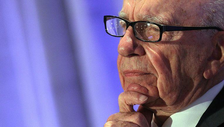 Rupert Murdoch, de oprichter van News Corporation © ANP Beeld