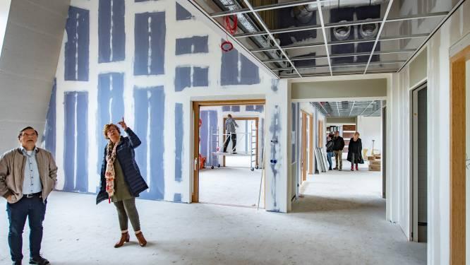 Iedereen blij met het nieuwe stadshuis van Batenburg