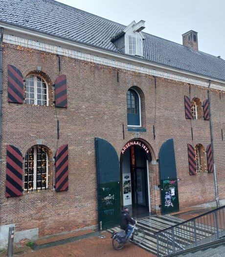 Grand café Arsenaal 1824 eindelijk weer open
