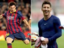 'Messi dankt topvorm aan diëet zonder pizza's'