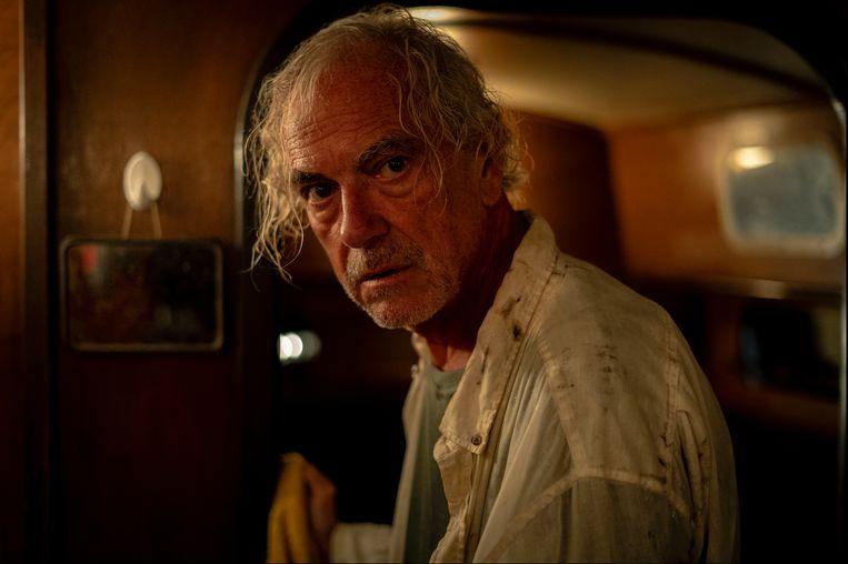 Gene Bervoets in het tweede seizoen van 'Beau Séjour'. Beeld Eén