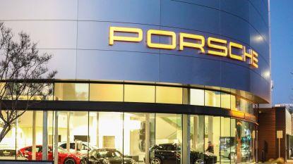 Porsche officieel verdacht van dieselfraude