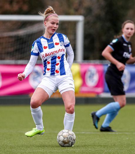 Kirsten van de Westeringh wil met ADO Den Haag de beste clubs van Nederland bedreigen