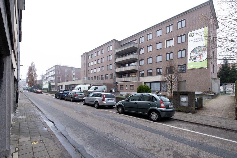 IEP-site (Inclusieve Economische Participatie) in de Augustijnenstraat