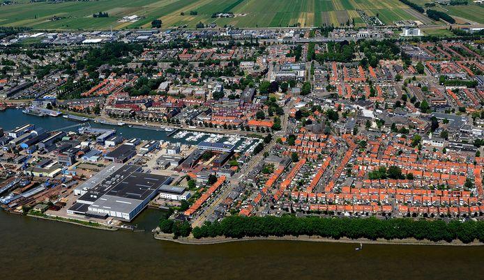 Als het aan burgemeester en wethouders ligt verandert er de komende tien jaar veel in Sliedrecht, maar ze lopen te hard voor Pro Sliedrecht.