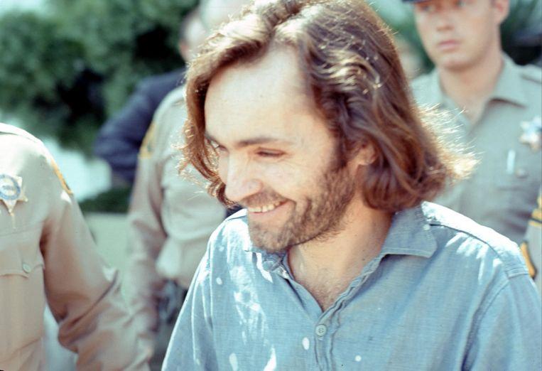 'Zelfs mijn schoonfamilie en mijn drie kinderen wisten niet dat ik ooit het liefje van Charles Manson was' Beeld Getty