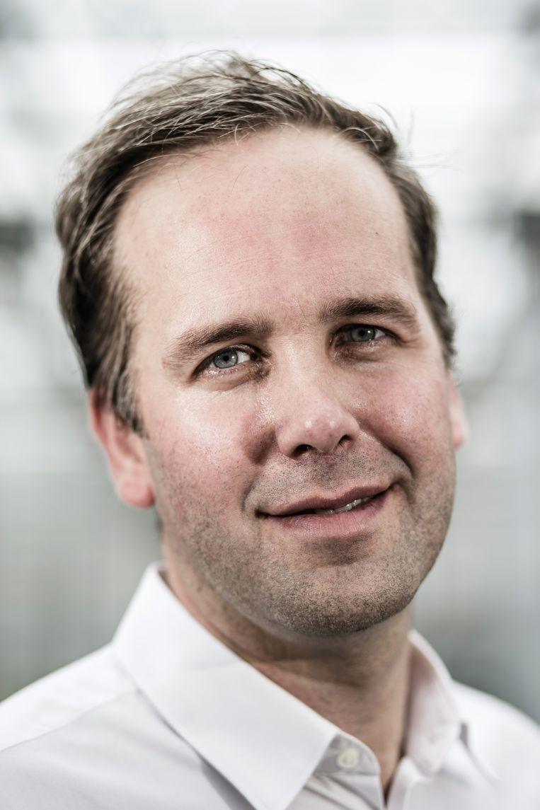 Jonathan Berte: 'Ik wilde liever geen baas die mij zou vertellen wat ik moest doen.' Beeld Bob Van Mol