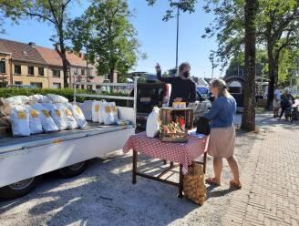 Shuttle brengt inwoners buurdorpen vanaf zaterdag naar Boerenmarkt in Kaprijke