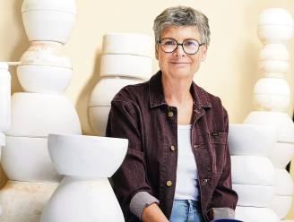 """Keramiste Ann Van Hoey (63) over haar ideale dag, jeugd en werk: """"Ik besliste pas op mijn 50ste  om van mijn hobby mijn beroep te maken"""""""