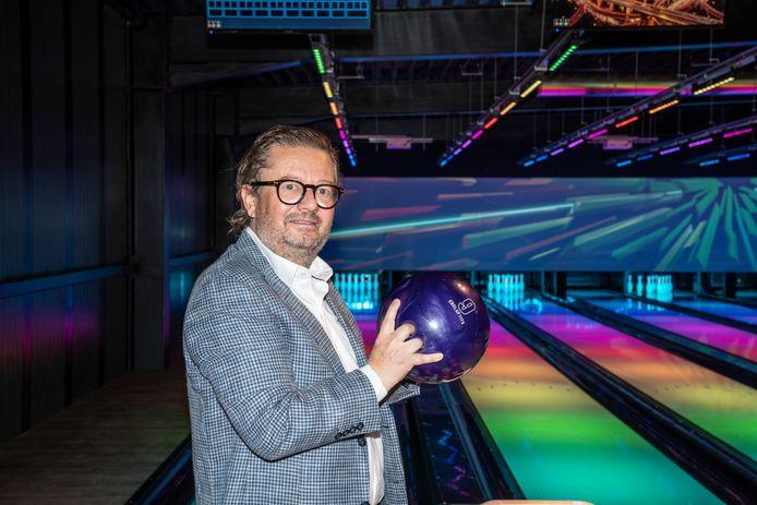 Marc Coucke strikes again, met in Durbuy een nieuwe indoor-entertainment waar ook plaats is voor enkele bowlingbanen.