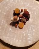 Het dessert bij Smaek.