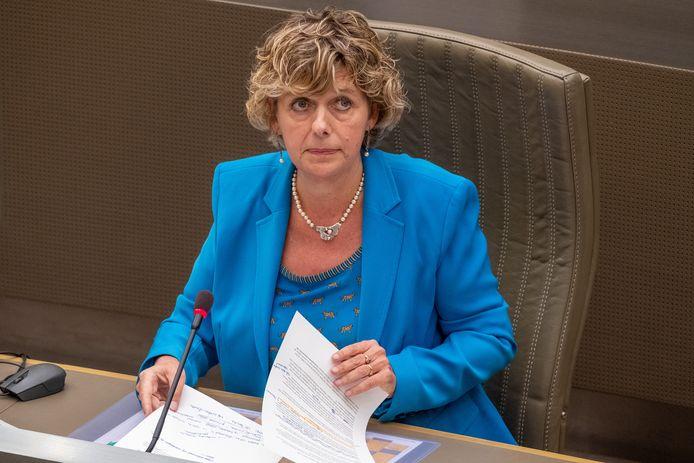Vlaams parlementslid en oud-burgemeester Katrien Schryvers (CD&V) treedt met haar partij toe tot het Zoerselse bestuur. Ze wordt schepen.