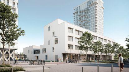 Bouw van nieuwe campus AP Hogeschool  is meteen ook sluitstuk van 'AP-wijk' in Antwerpen-Noord