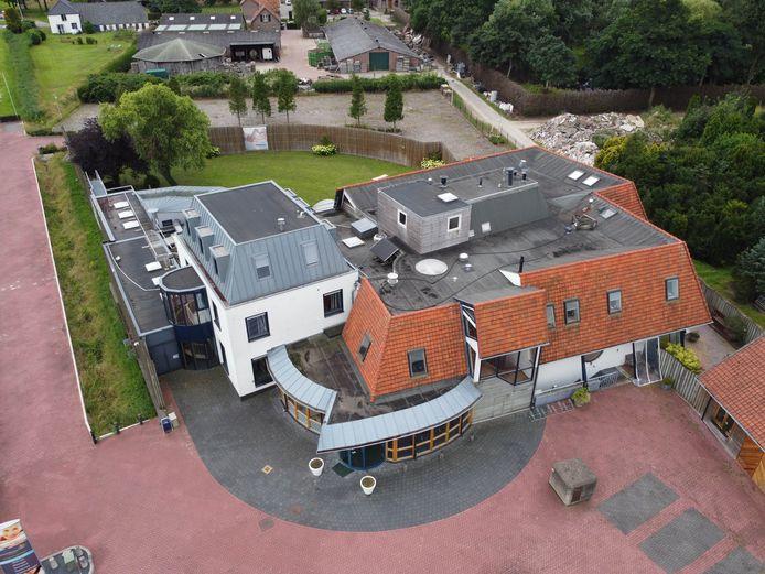 Sauna wellnescentrum Senang in Overasselt.