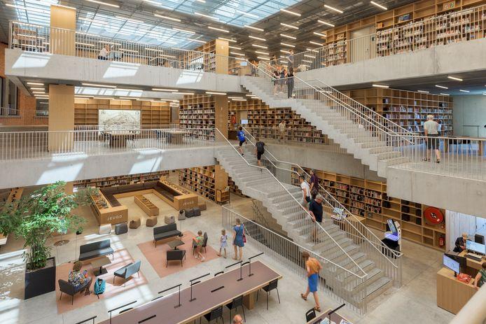 """Utopia in Aalst: """"Dit is architecturaal en inhoudelijk een voorbeeld."""""""
