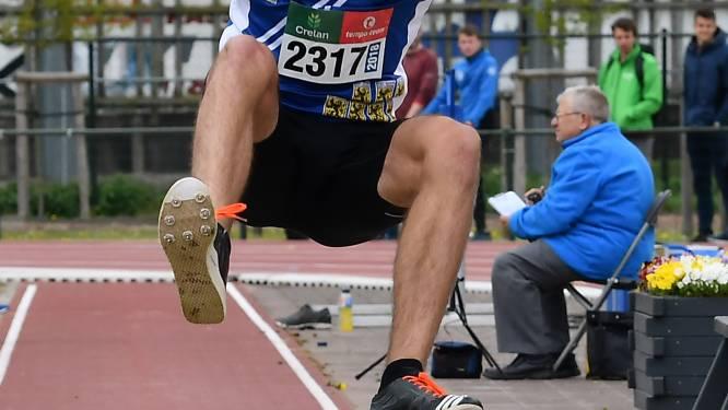 """Lars Coene wint in Oordegem: """"Mijn doel is om verder te gooien dan Philip Milanov als junior"""""""