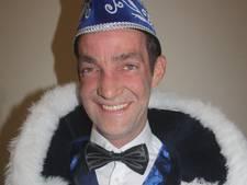 Erik d'n Urste nieuwe prins van De Pompers in Someren