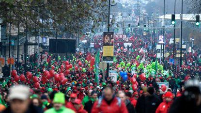 """Socialistische vakbond gaat in december opnieuw actievoeren tegen de regering: """"Stakingen niet uitgesloten"""""""