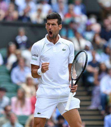 Trois challengers sur la route de Djokovic, plus proche que jamais du record de Federer et Nadal
