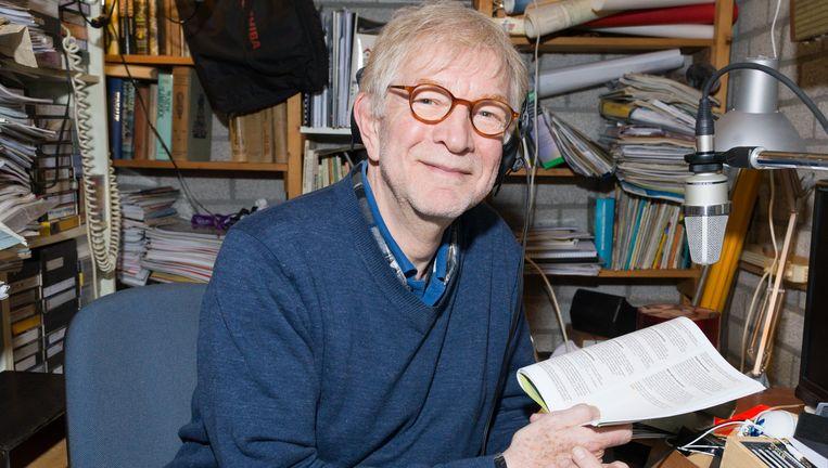 Hans Hogendoorn: `Geen uitroepteken achter elke zin, maar een punt.' Beeld null
