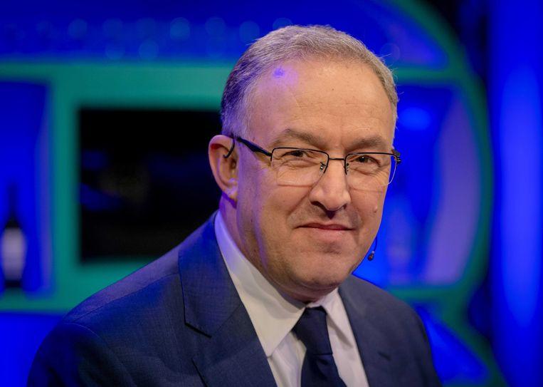 Burgemeester Ahmed Aboutaleb Beeld ANP