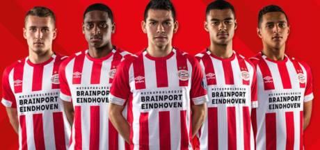 Veghelse supermarktketen Jumbo een van de nieuwe shirtsponsoren van PSV