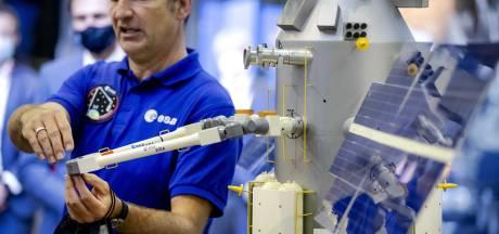 Ruimtestation ISS krijgt Nederlands 'cadeau': een robotarm