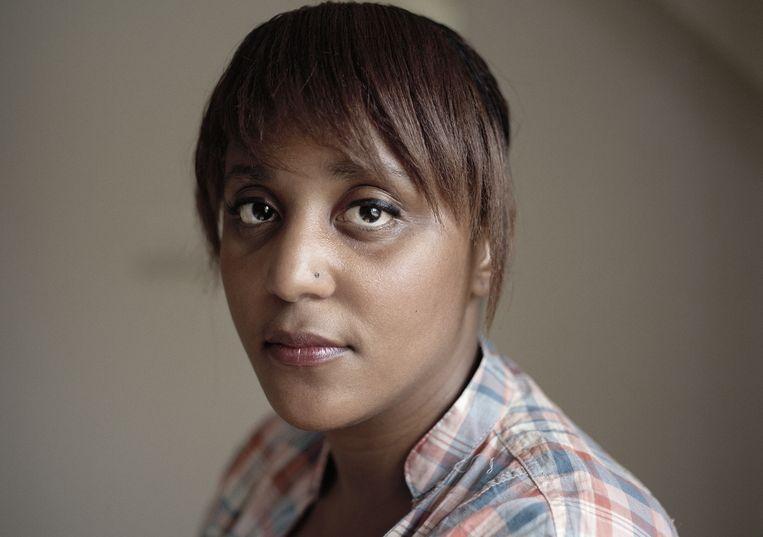 Ronelda Kamfer: 'Mijn moeder zorgde ervoor dat ik niet over het misbruik  van mijn vader sprak'. Beeld Hollandse Hoogte / Joost van den Broek