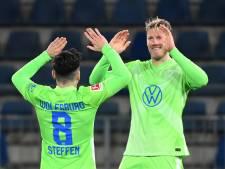 Belangrijke Weghorst met Wolfsburg naar derde plek via Vlaps Bielefeld