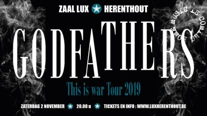 'The Godfathers' komen naar zaal Lux