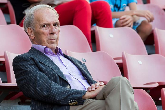 Harry van Raaij, voormalig PSV-voorzitter.