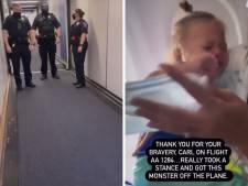 Un enfant asthmatique de deux ans expulsé d'un vol American Airlines pour cause de port de masque