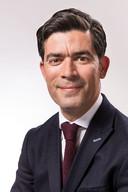 Harun Keskin, fractievoorzitter van de PvdA in Amersfoort.