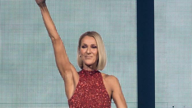 Céline Dion voegt extra Belgisch concert toe aan wereldtournee in 2022