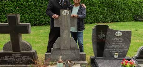 Bijzondere status voor graven Molukse veteranen in Almelo: 'Mensen die trouw voor Nederland vochten, verdienen die eer'