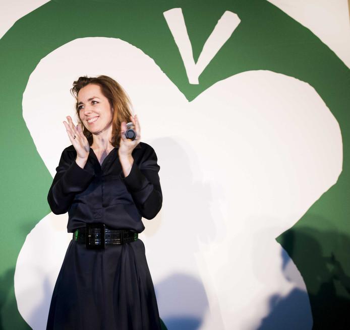 Marianne Thieme van de Partij voor de Dieren.