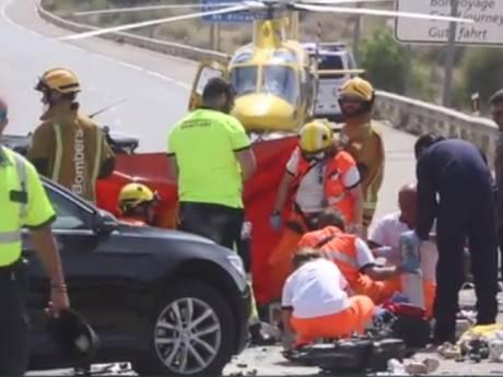 Un enfant belge décède dans un accident de la route en Espagne
