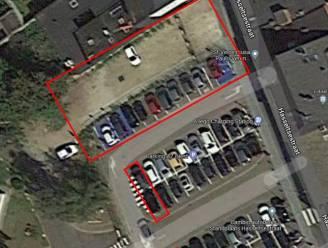 Vanaf 12 oktober groenonderhoud op parking AZ aan Hasseltsebaan