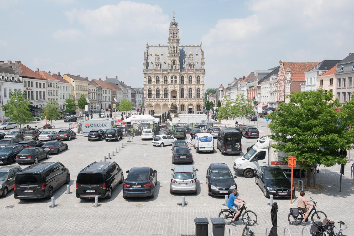 Dat het goed wonen is in Oudenaarde lijkt wel de rode draad door de resultaten van het onderzoek.