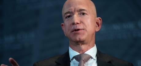 Jeff Bezos, patron d'Amazon, soutient une hausse de l'impôt sur les sociétés