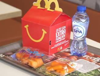 McDonald's stopt met plastic Happy Meal-speeltjes