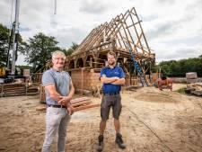 Herbouw monumentale boerderij Erve Beernink in Beuningen één grote legpuzzel: 'Steeds zoeken naar het juiste begin'