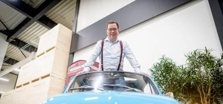 Enschedees bedrijf MrWheelson doet goede zaken: Duitse importauto's zijn niet aan te slepen