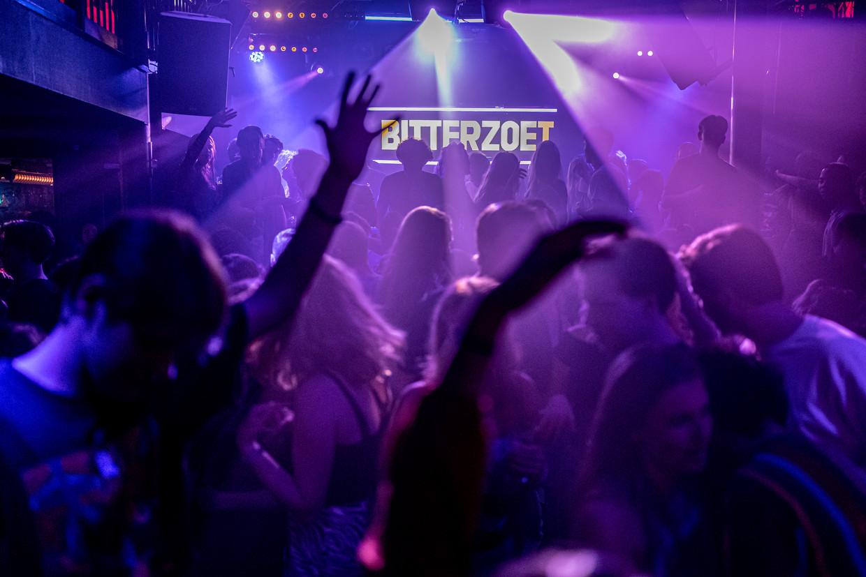 Nachtclub Bitterzoet.