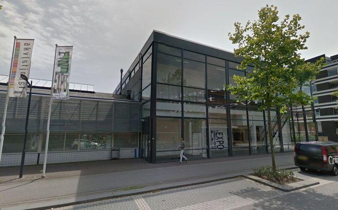 Het pand waar voorheen de Akademie voor Kunst en Vormgeving was gevestigd.