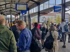 Seinstoring bij Almelo weer verholpen na chaos op Twentse spoor