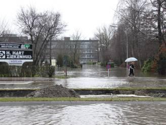 Vertraging voor bufferbekken op Kollievijverbeek?