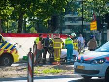 Slachtoffer ongeluk kruising Laan van Zevenhuizen ligt nog in het ziekenhuis