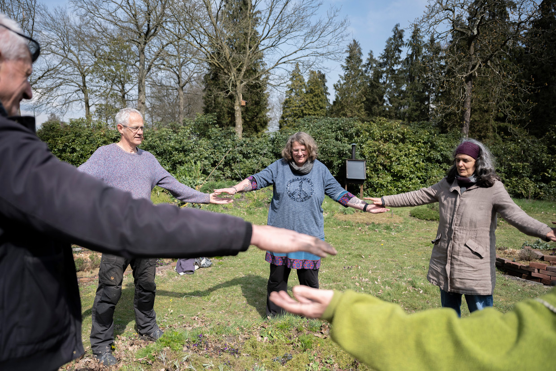 Leefgemeenschap de Huijberg wil verbinding maken tussen klooster en samenleving,