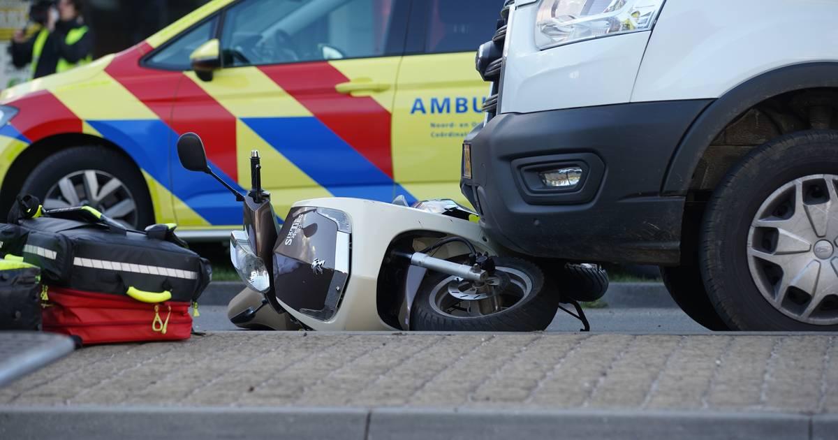 Scooterrijder komt om het leven bij ongeval in Brummen.